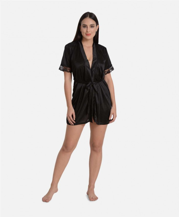 mod-shy-black-sexy-satin-nightwear-dress-msn23